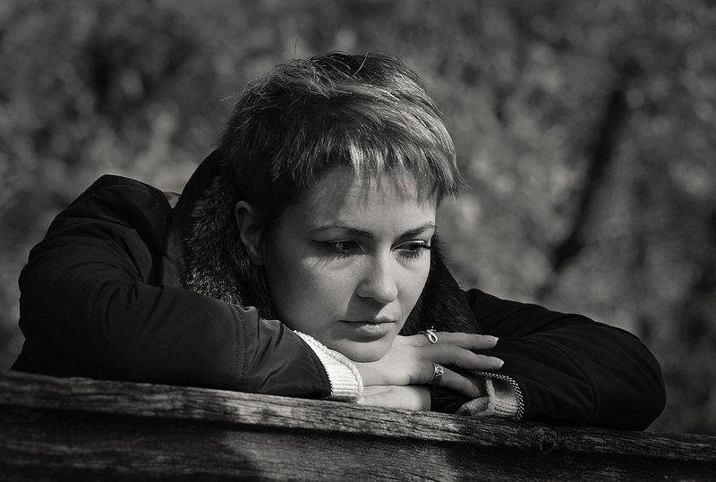 Осенняя грусть...photo preview