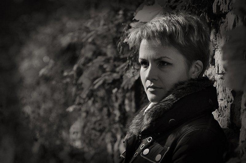 Портрет девушки...photo preview