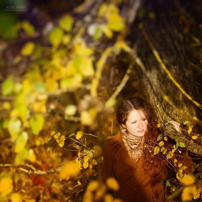 фотограф, кудин, андрей Яна, осень ....photo preview