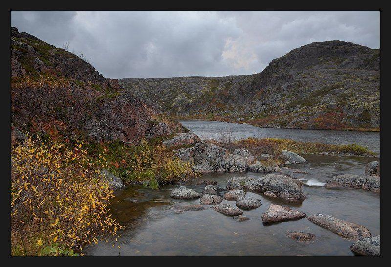 баренцево море, териберка Осень в Териберкеphoto preview