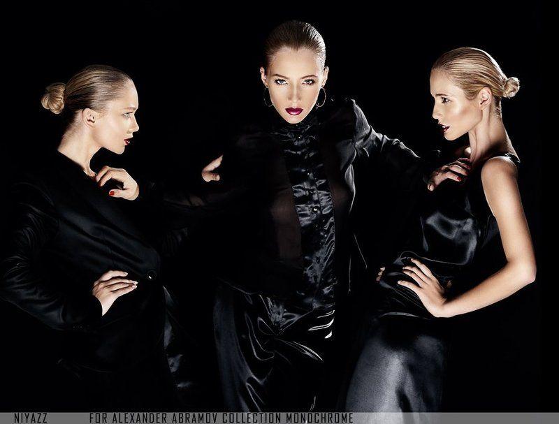 fashion, niyazz, monochrome collection, alexander abramov 2photo preview