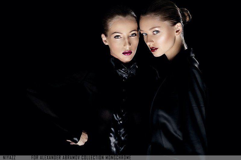 fashion, niyazz, monochrome collection, alexander abramov 3photo preview