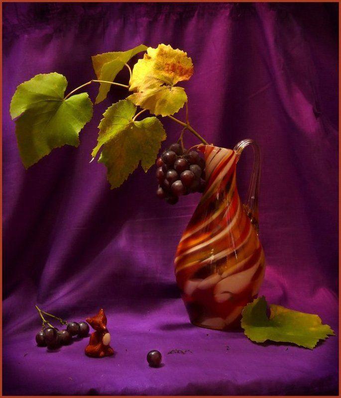 Лиса и виноград *2photo preview