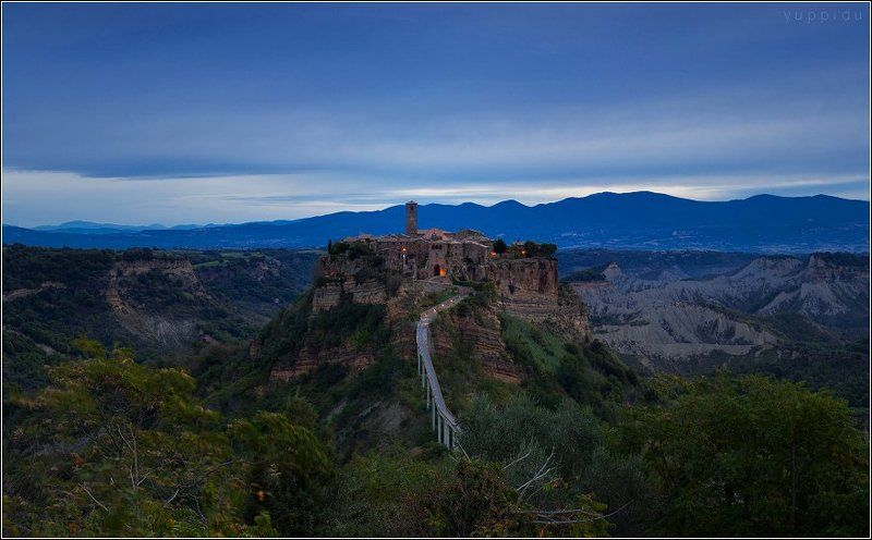 Civita di Bagnoregiophoto preview