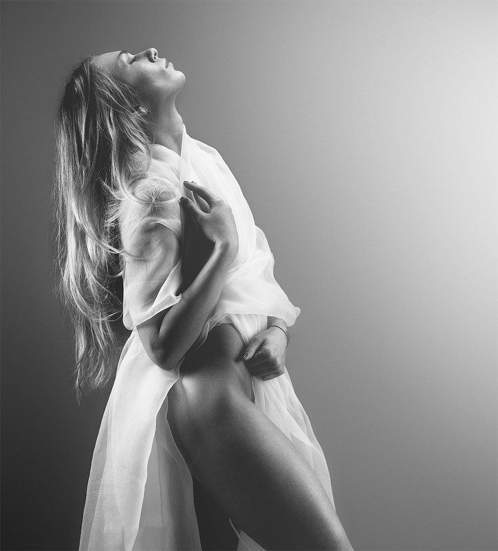 beauty, black and white, girl, glamour white butterflyphoto preview