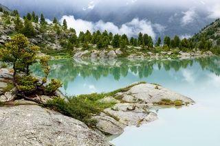 каменно-изумрудное спокойствие Дарашколя