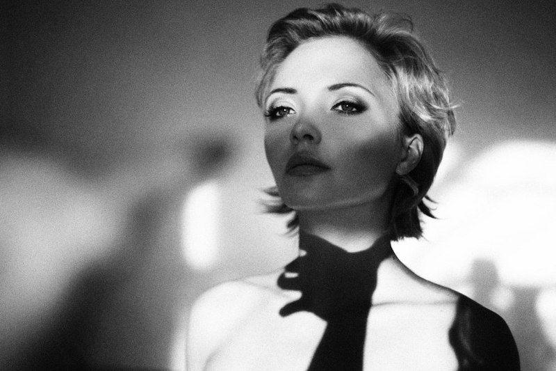 shadow, blonde, psycho, hand Psychophoto preview