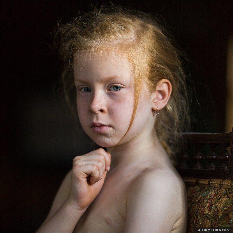 девочка, портрет Княгиня Софья...photo preview