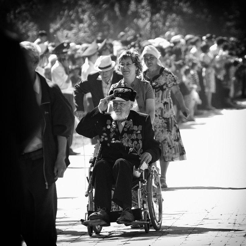 Из серии «Ветераны ВОВ».photo preview