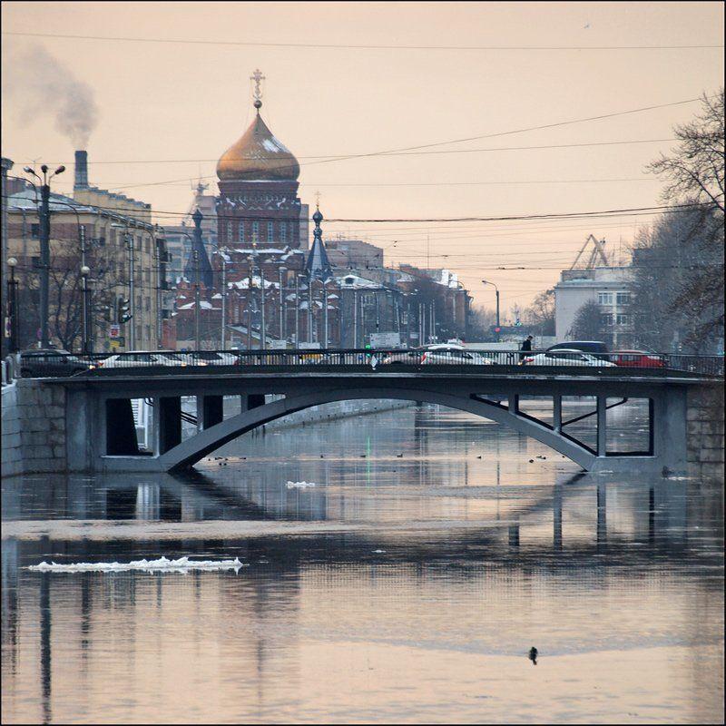 Санкт-Петербург, Обводный канал, декабрь, зима  декабрь на Обводномphoto preview