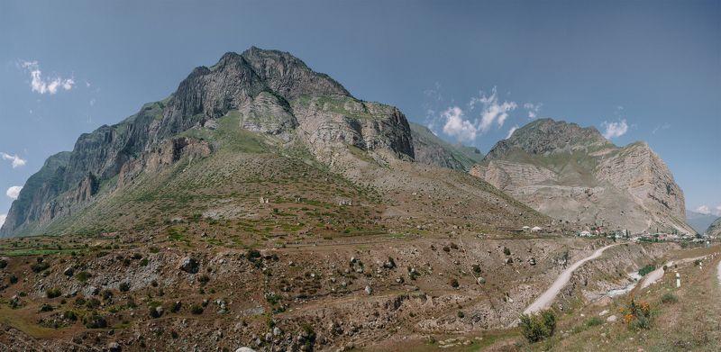 Большойразмер, Горы, Кавказ, Панорама, Природа безупречный Кавказphoto preview