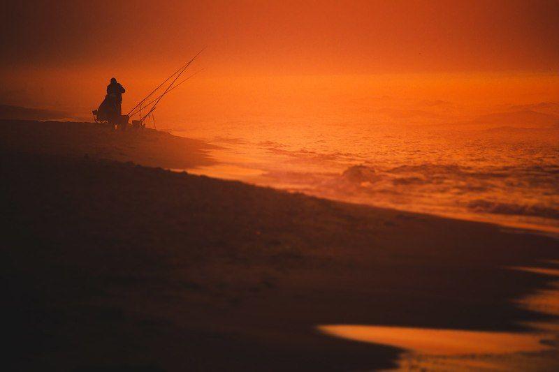 canon, canon70d, landscape, landscapes, fish, fishing, fisherman, пейзаж, рыбалка, природа, море Ловись! photo preview
