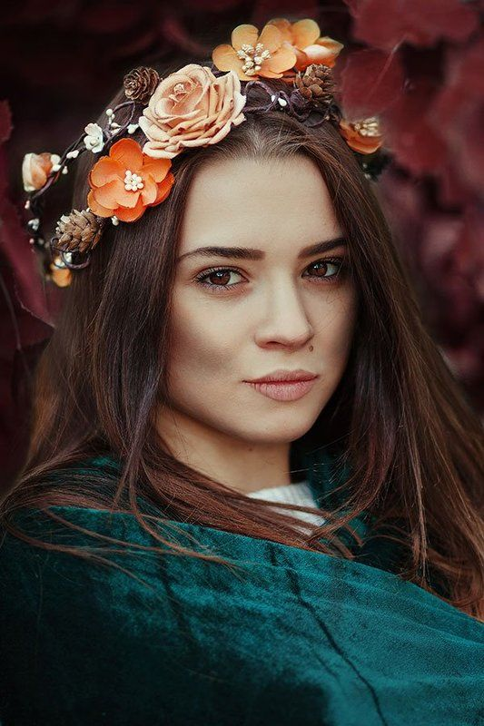 Helena Polansky, Russia