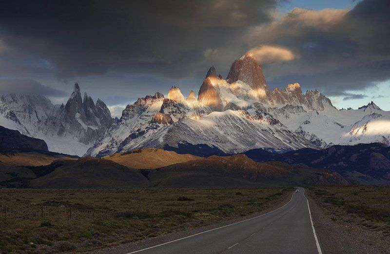 Argentina, Fitz Roy Ruta 23photo preview