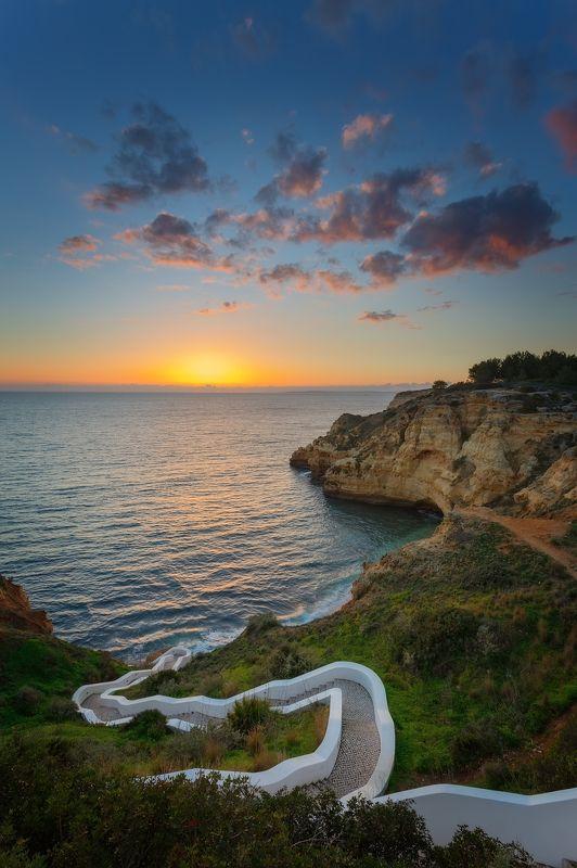 Португалия, Карвоэйро. Тропа к солнцу.photo preview