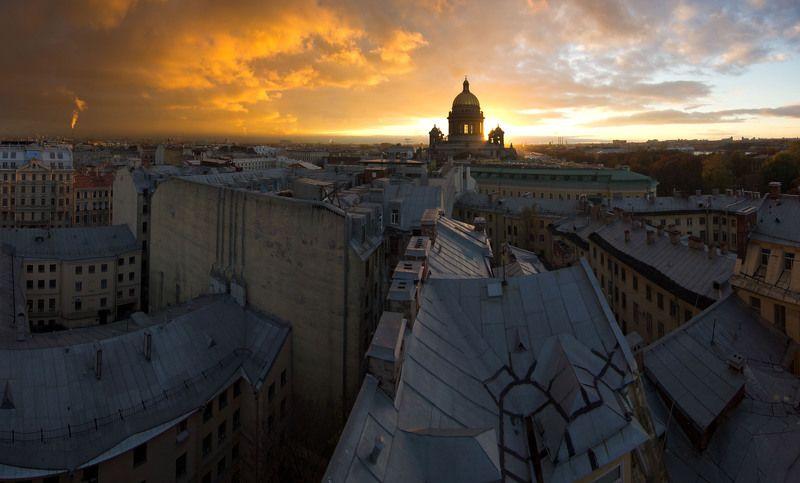 питер санкт-петербург крыши  Санкт-Петербургphoto preview
