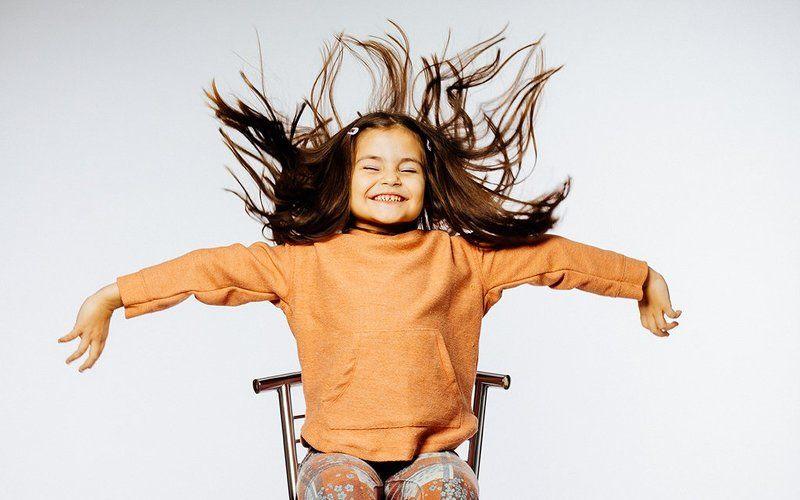 портрет, дети, люди, счастье, эмоции, студия, Счастьеphoto preview