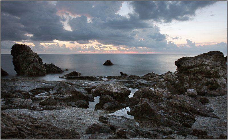 средиземноморье, турция, каргыджак, вечер ...последний вечер октября....photo preview