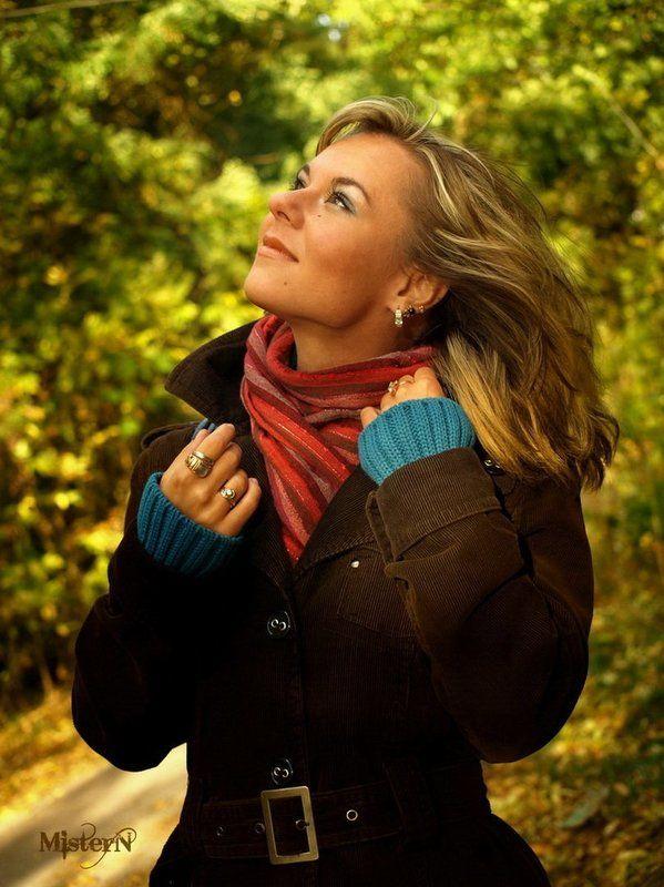 mistern, алиса, осень Алиса и осеньphoto preview