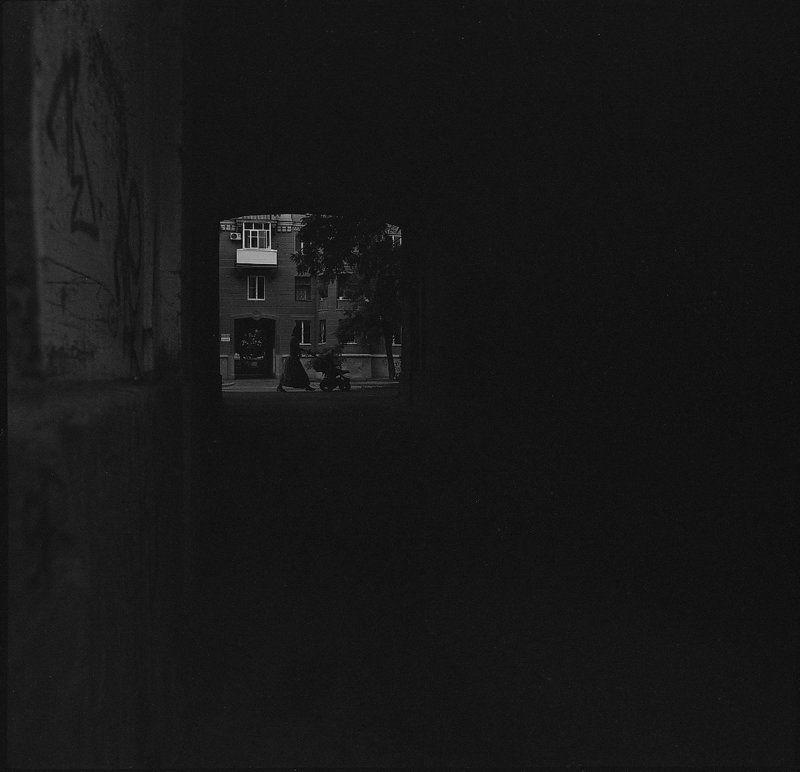 арка, человек photo preview