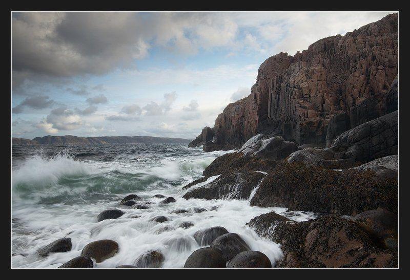 баренцево море, териберка ***photo preview