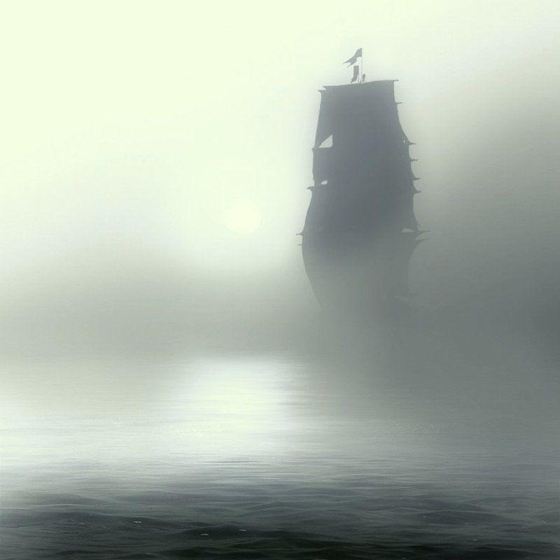 Фантазии тумана.photo preview