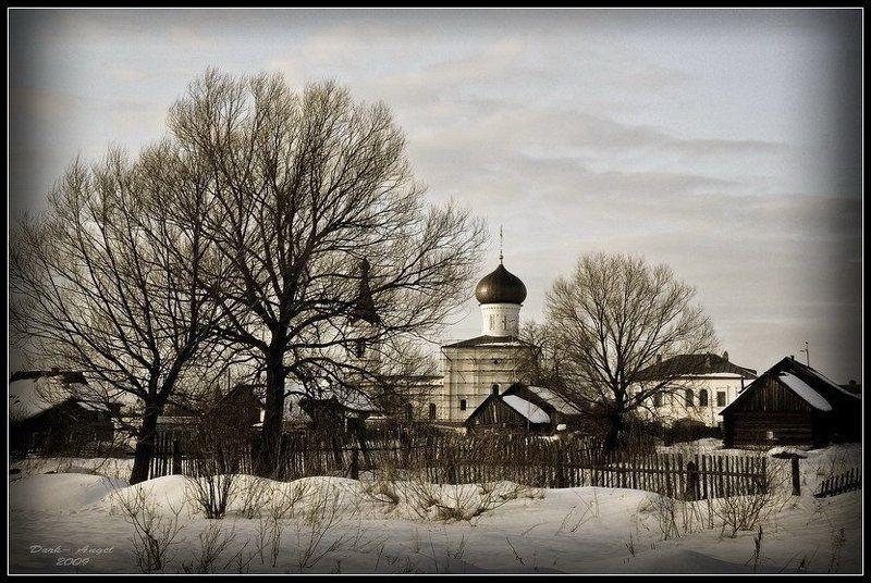 winter,end,зима,весна,оршинский,монастырь Winter...the end...photo preview