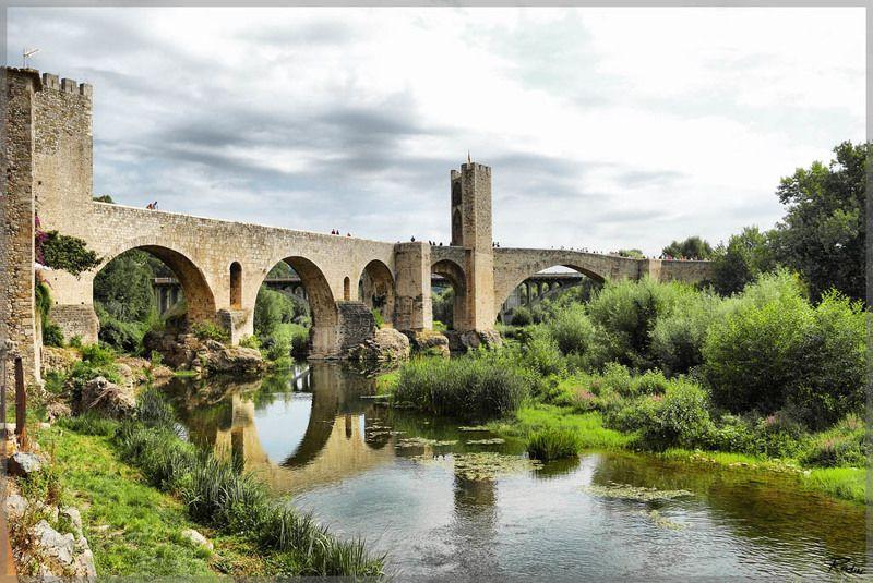 испания,мост Мост в прошлоеphoto preview