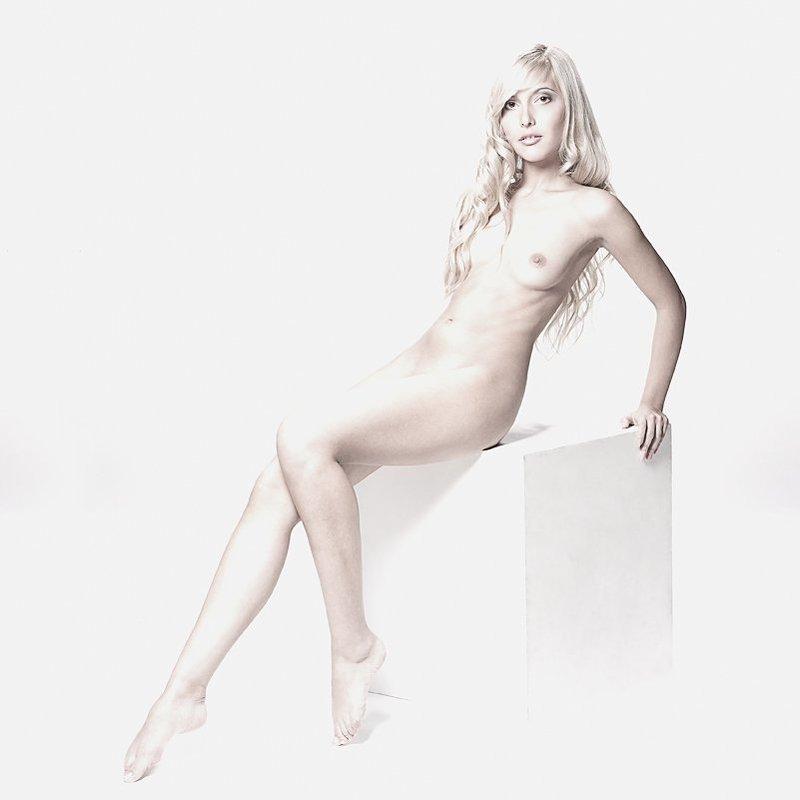 девушка, студия, фото, ню, woman, nude ...photo preview
