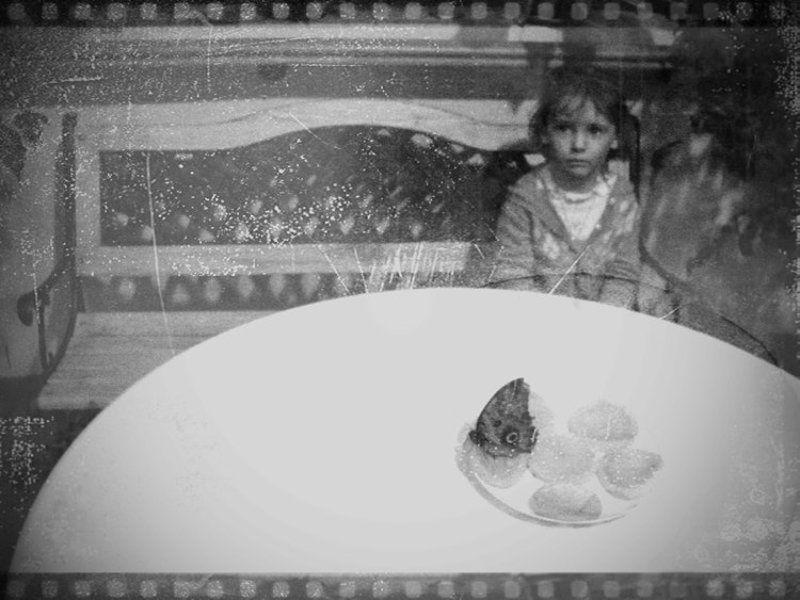 сон, минуты, девочка, мысли, мимолетность Сон в осеннюю ночь...За минуту до пробуждения...photo preview