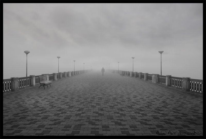 туман, набережная Путь в никуда… (ч.2)photo preview
