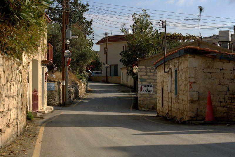 кипр, раннее, утро, деревушка, неподалеку, от, лимассола Ранним утром в Кипрской деревушкеphoto preview