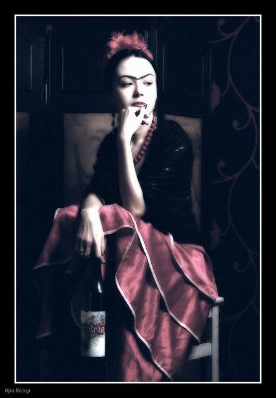 студия, игра, позы, фрида, модель Думая о Фридеphoto preview