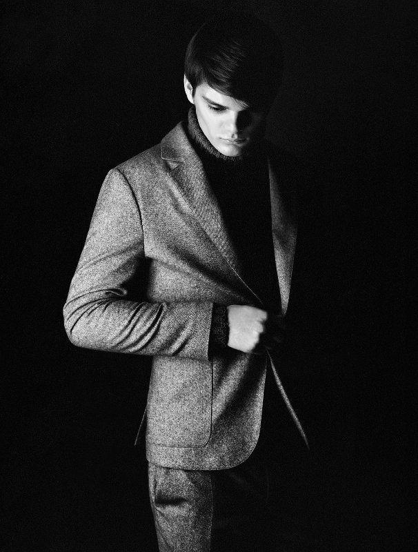 Man, Photo, Portrait, Studio *****photo preview