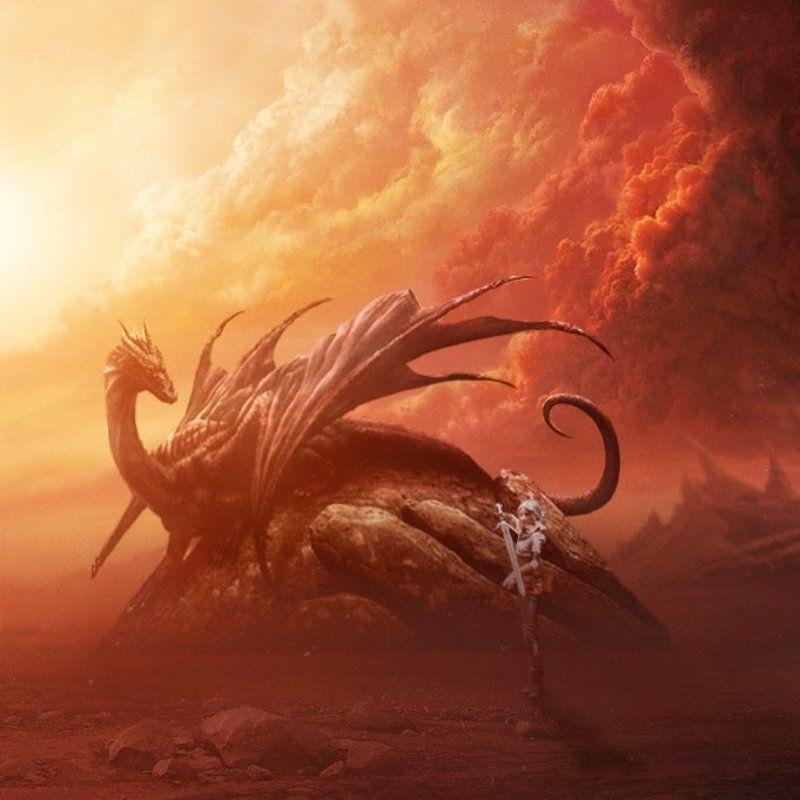 Покорительница драконовphoto preview