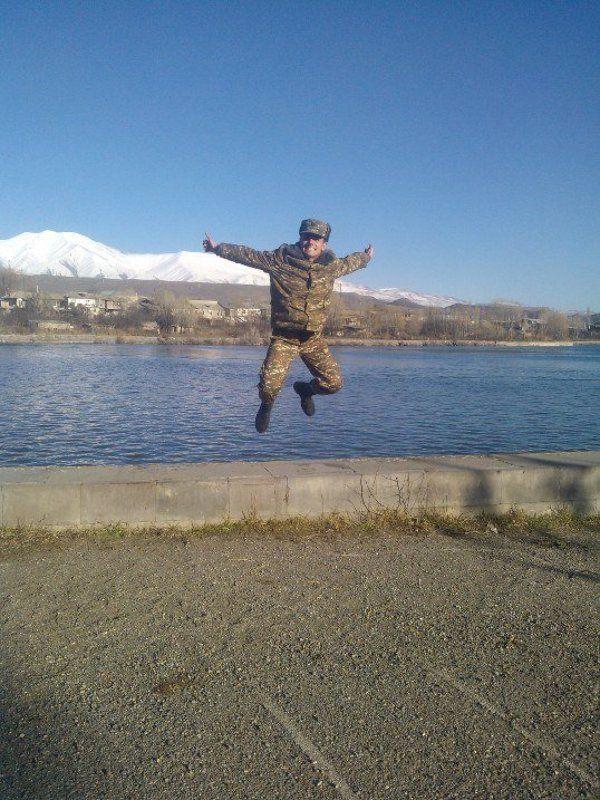 Rafayel, Armenia