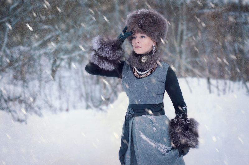 Anastasia, Russia