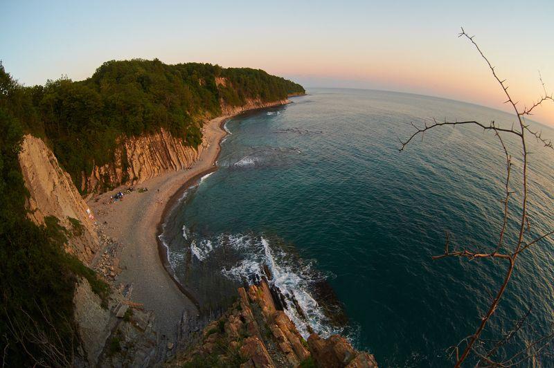 скала Киселева, туапсе, скалы, море photo preview