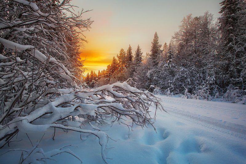 Russian North: Kola Peninsula.photo preview