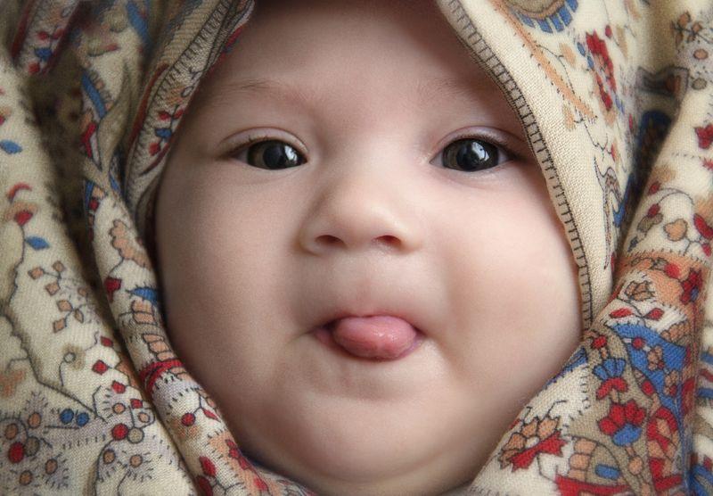 ребенок, малыш, девочка, малышка, портрет, baby, child, girl,childhood, детство Викаphoto preview