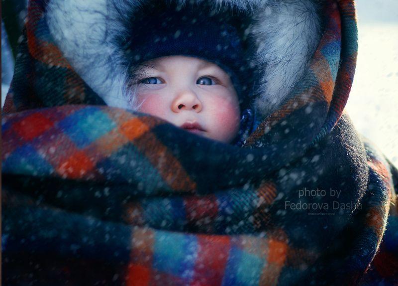 дети зима мальчик портрет Арсенийphoto preview