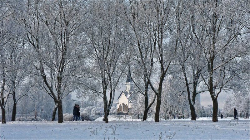 Зимняя графикаphoto preview