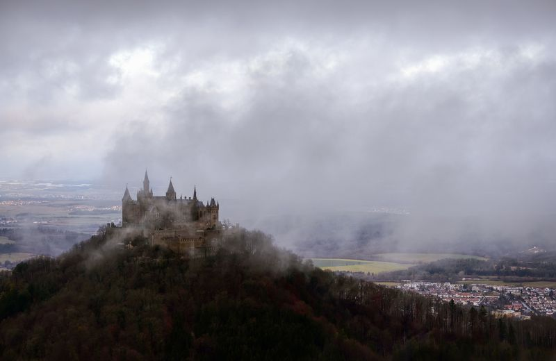 ancestral seat, building, Castle, century, dynastic, family, fortification, fortress, German Empire, Germany, historical, Hohenzollern Castle, imperial House of Hohenzollern, panoramic view, Prussian history, residence, royal, siege, throne, tourist desti Hohenzollern Castle, Germanyphoto preview