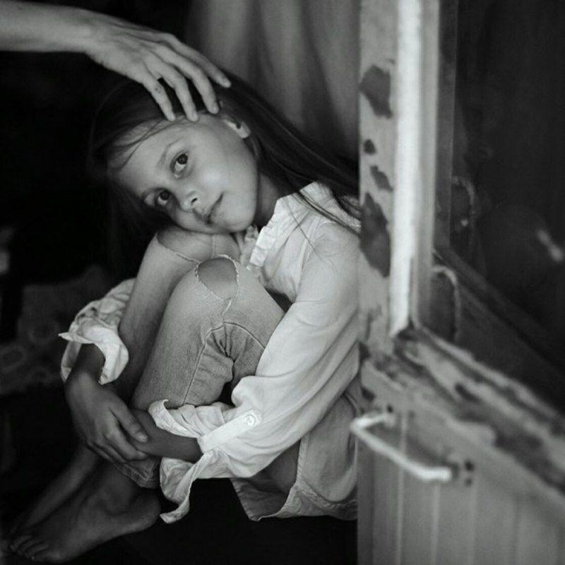 #чернобелое, чернобелое, портрет, девочки, canon дочки- материphoto preview