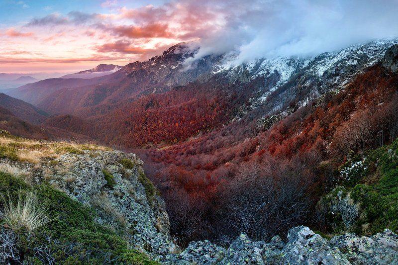 болгария, закат, осень Между Сезонамиphoto preview
