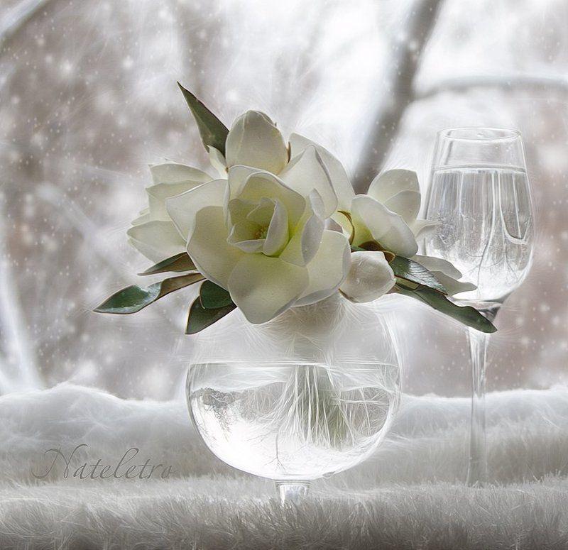 PRO снежно-белое...photo preview