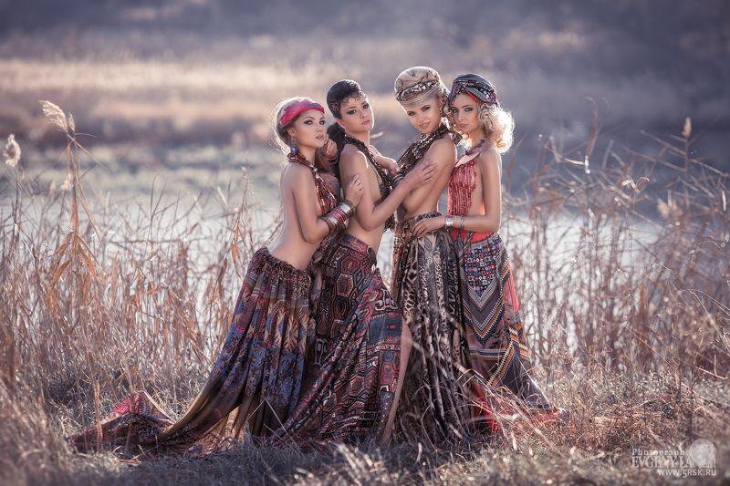 проект,девушки, фотосессия, красота Прекрасные амазонкиphoto preview