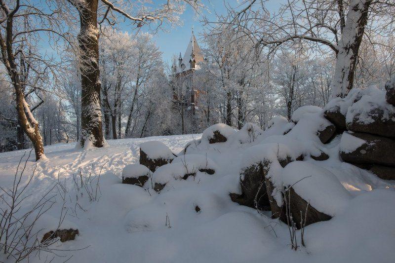 александровский, зима, парк, пушкин, россия, село, снег, царское, царское село, шапель ... просто зима полагаете?photo preview