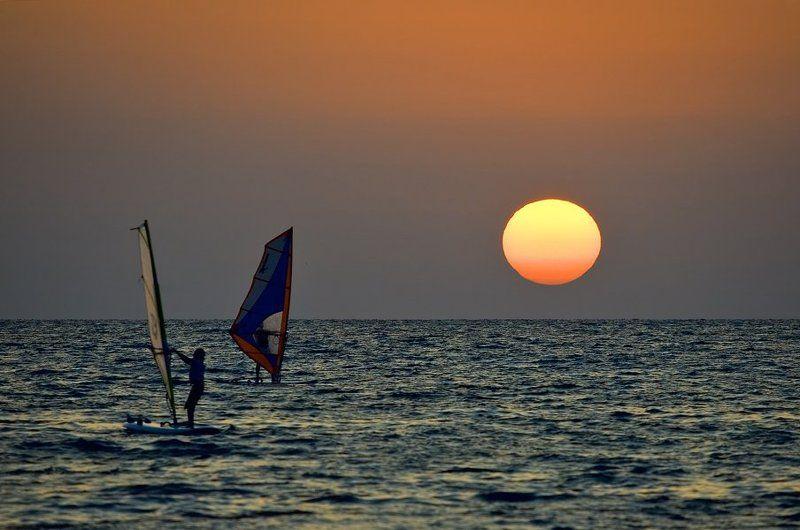 Наперегонки с Солнцемphoto preview