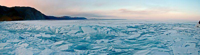 байкалб,ольхон,лед Осколки хрустальной водыphoto preview
